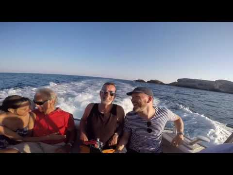 No wind in Folegandros / Greece Travel Vlog #19 / The Way We Saw It