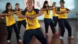 MOVERS hip hop moves step by step choreography
