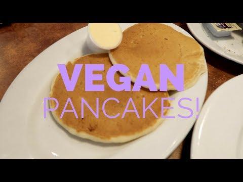Trying Vegan Foods