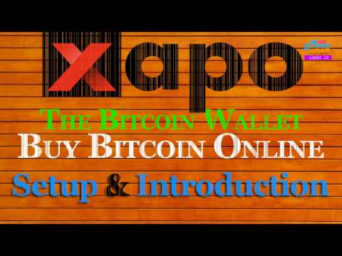 Xapo Bitcoin Wallet - Setup & Tutorial - Buy Bitcoin Online With Credit Card