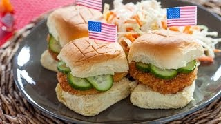 Blue Apron Buttermilk Chicken Sliders Recipe ~ Noreen's Kitchen