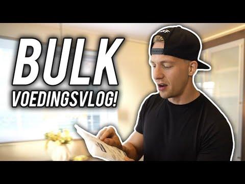 VOEDINGSVLOG | OMSCHAKELEN NAAR BULK (REVERSE DIETING)