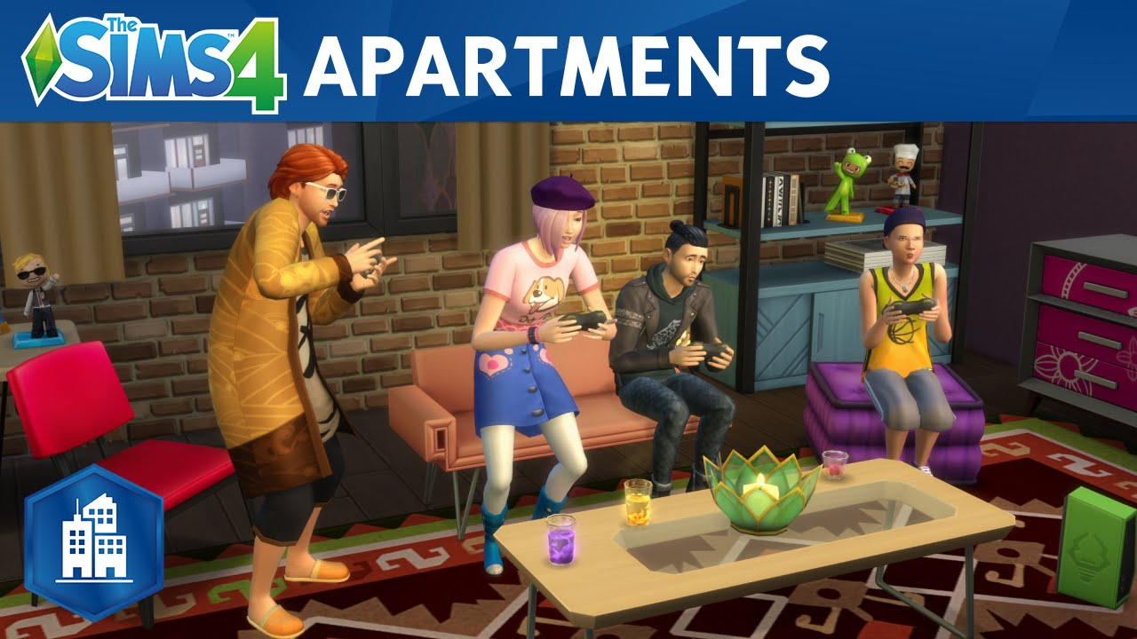 9 Ways Apartments in The Sims 4 City Living Are Different (and Awesome!)