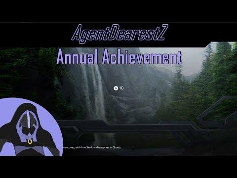 [Halo 3: Master Chief Collection] Annual Achievement