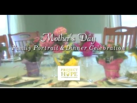 2011 Mother's Day Celebration at Project Hope