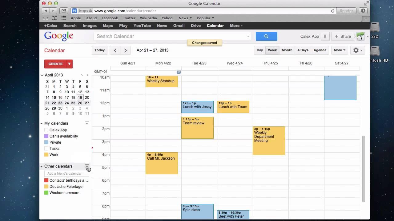 How to: Import an ICS Calendar File to Google Calendar