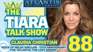 "TTTS: Interview w/ Claudia Christian, Helga Sinclair- ""ATLANTIS: THE LOST EMPIRE"" 15th Anniversary"