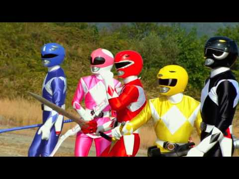MMPR 20 Years After: Back to Action Part 1