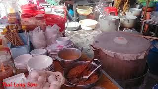 LẦN ĐẦU TIÊN THẤY ANH ZAI TRÁNG BÁNH CUỐN ở chợ phiên đồng mở lạng sơn I Thai Lạng Sơn