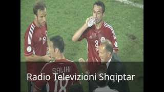 Gambar cover PROBLEMS AT Qemal Stafa Albania vs Cyprus SMOKE IN STADIUM