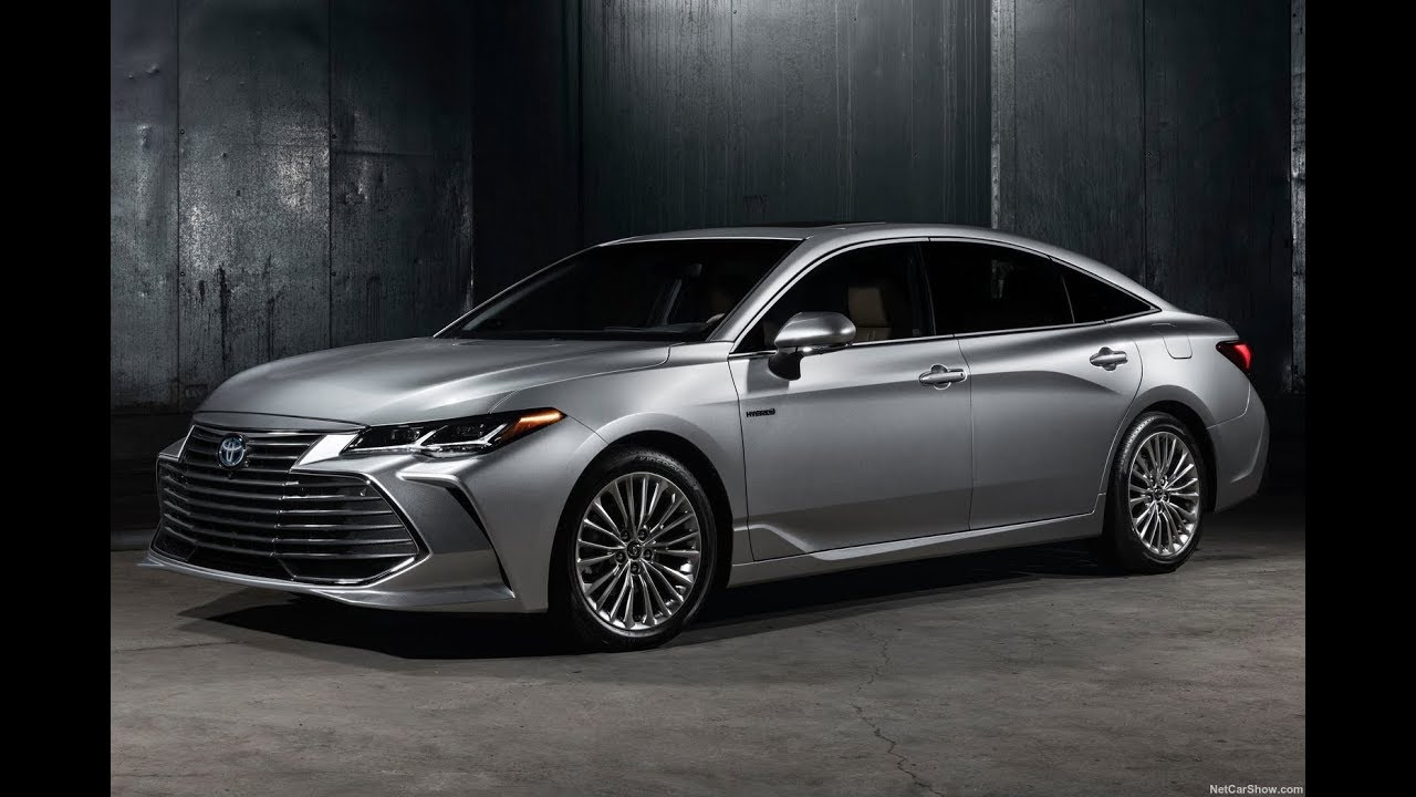 Camry Hybrid Review >> New Toyota Avalon Concept 2019 - 2020 Review, Photos, Exhibition, Exterior and Interior - YouTube
