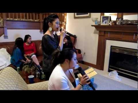 Alexa and Michelle Karaoke