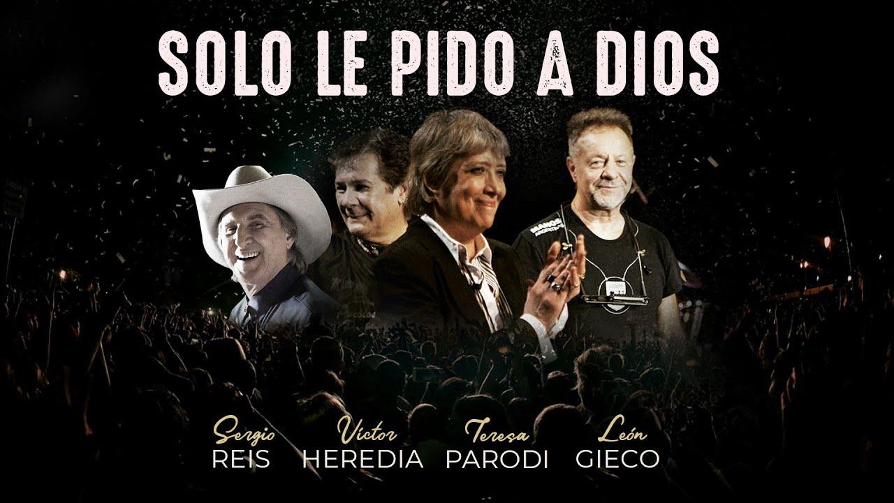 León Gieco - Sólo Le Pido a Dios Ft Victor Heredia, Teresa Parodi, Sérgio Reis (Video Oficial)