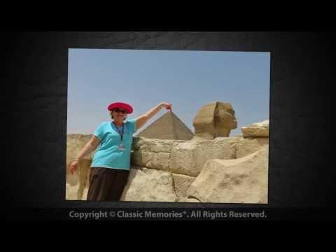 Our Trip to Egypt - Custom DVD Slideshow Video