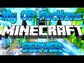 MY OP FACTIONS MINECRAFT SERVER RESET (FREE TOP RANK GIVEAWAY) 1.8/1.9/1.12.2/1.13.1 2018 [HD]