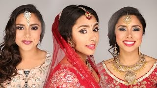 1 woman 5 indian bridal looks