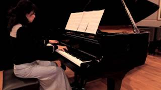 Chenyin Li plays Chopin Etude op 10 no 3