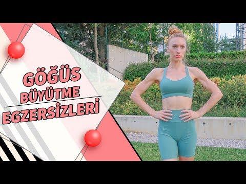 Göğüs Büyütme Egzersizleri | Workout | 2019