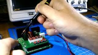 видео Использование блока питания компьютера АТХ в радиолюбительской практике