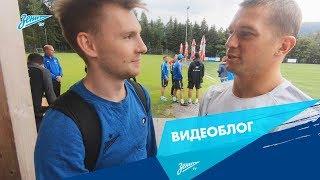 Видеоблог «Зенит-ТВ»: что думают игроки сине-бело-голубых об успехе сборной России