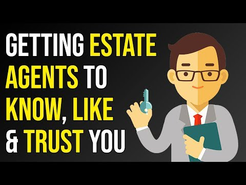 How To Build Relationships With Estate Agents