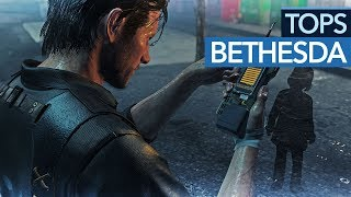Skyrim Switch, Evil Within 2, Dishonored 2 DLC - Bethesdas E3-Highlights 2017
