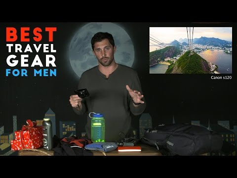 Top 10 Travel Essentials For Men