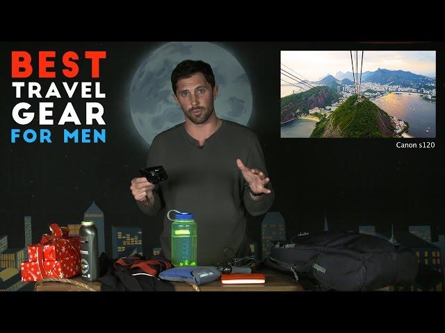 Top 10 Travel Essentials For Men
