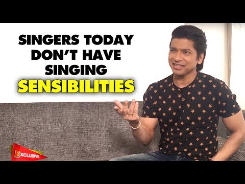 EXCLUIVE: Shaan EXPLODES: Singers Today Don't Have Singing Sensibilities!  | SpotboyE