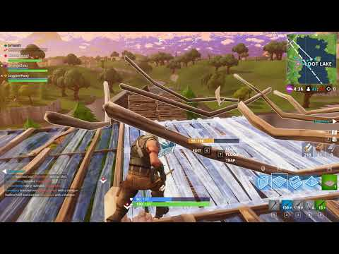 XPS 15 (9570) Fortnite Speed Test
