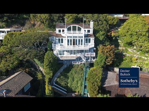 71 Bellevue Avenue Belvedere CA | Belvedere Homes for Sale