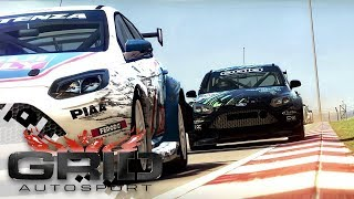 GRID AUTOSPORT - Something Is Wrong...