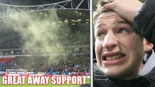 BOLTON vs LEEDS UNITED *VLOG* - Great Support From Leeds