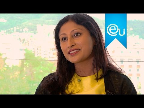 EU Alumna Sayantani Dasgupta Shares Her Experience on the Online MBA Program