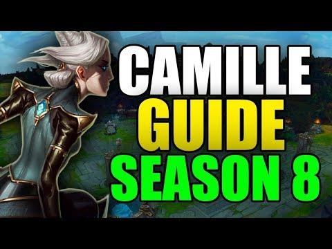 S8 Advanced Camille Guide - League of Legends