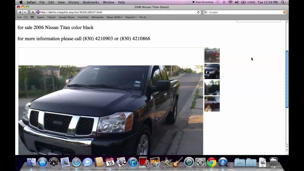 Craigslist Del Rio Texas Used Cars And Trucks Models