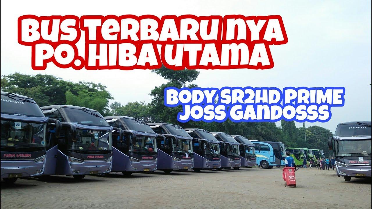 bus pariwisata hiba utama terbaru 8