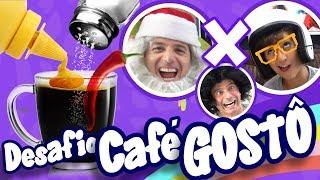 👨👨👦 Desafio Café GOSTÔ de Natal