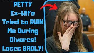 r/ProRevenge - Ex FiĮes a False Restraining Order On Me During Divorce! I Make Her REGRET It!