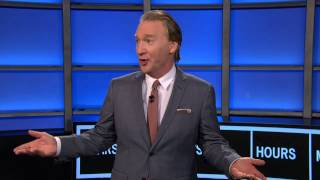 Real Time with Bill Maher: Monologue - October 3, 2014 (HBO)