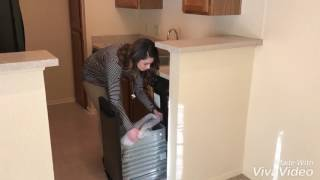 How to use a trash compactor