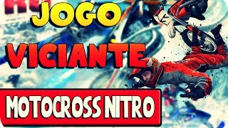 Jogo Viciante - Motocross Nitro