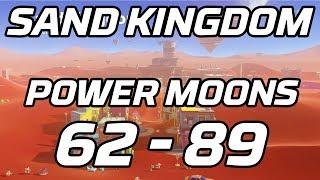 Video [Super Mario Odyssey] Sand Kingdom Post Game Power Moons 62 - 89 Guide download MP3, 3GP, MP4, WEBM, AVI, FLV Oktober 2018