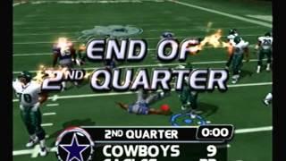 NFL Blitz 2003 - Philadelphia Eagles at Dallas Cowboys