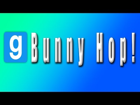 How to bunny hop in GMOD! [EASY]