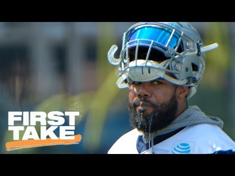 Cowboys Have A Culture Of 'Getting In Trouble' | First Take | July 12, 2017