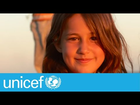Syrian Children - Refugee Camp Niroz | UNICEF