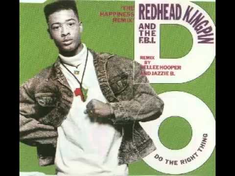 Redhead Kingpin & The FBI - Do the Right Thing .