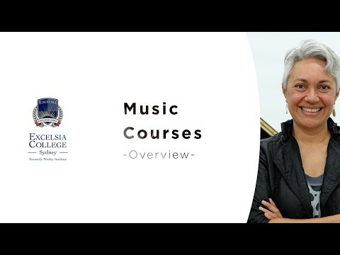 Music Degrees Overview