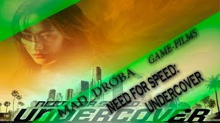 Need For Speed: Undercover - Full Movie (RUS)